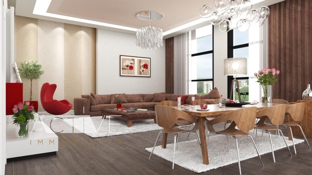 Hochmoderne Wohnungen Und Lofts In Der Metropole Istanbul
